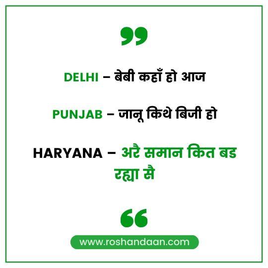 Funny Haryana Quotes