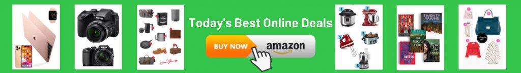 Todays Best Online Deals by Roshandaan